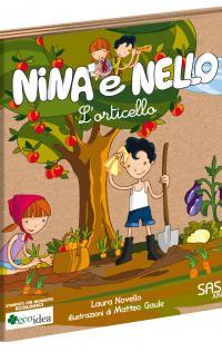 La nuova collana di libri per bambini…ecologici!