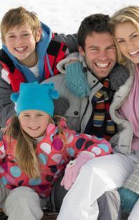 Bambini: scuola di sci gratuita fino al 13 aprile