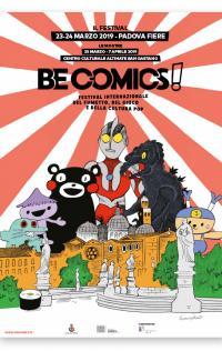 Be Comics a Padova