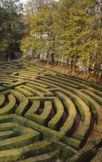 A caccia di labirinti in Italia